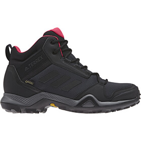 adidas TERREX AX3 Mid GTX Shoes Damen carbon/core black/active pink